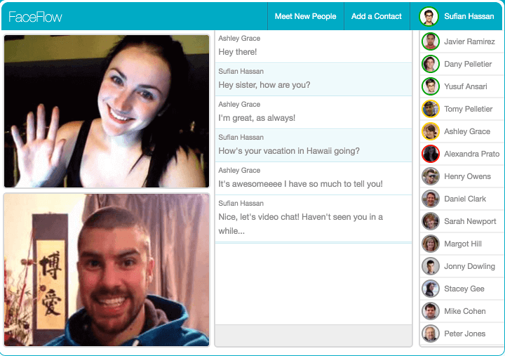 video chat site
